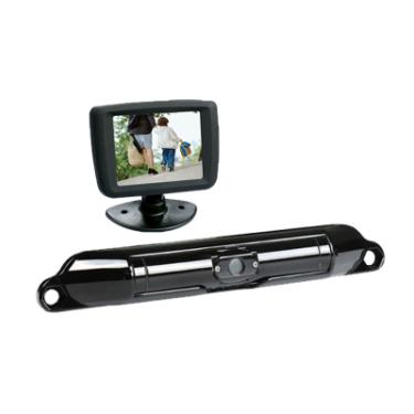 BOYO VTC431RB Wireless 24 gHz Black Bar Type Camera with 3 ...
