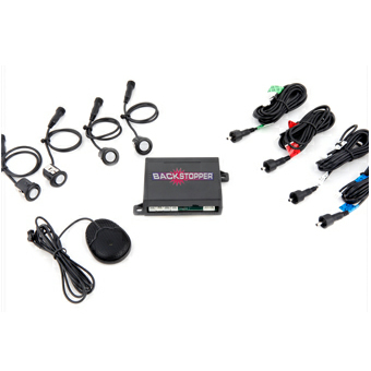crimestopper ca 5013 reverse parking sensor system with Best Backup Camera for Trucks CA 5013