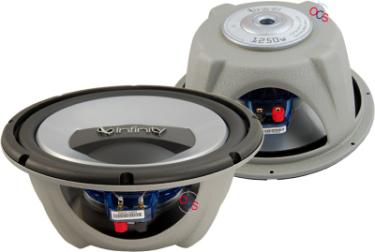 Infinity Reference 1250w 12 Quot 1200w 4 Ohm Subwoofer At