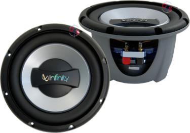 infinity 10 inch sub. infinity reference 1050w 10 inch sub p