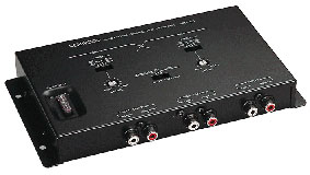 Kenwood KEC-101 2-Way Electronic Crossover at ...