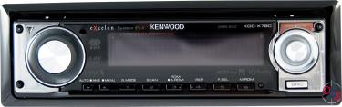 kenwood excelon kdc x790 cd player with mp3 wma playback. Black Bedroom Furniture Sets. Home Design Ideas