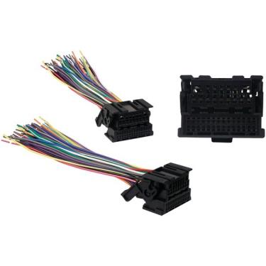 Factory Replacement Wire Harness Hafor 2008 Saturn Vue also P 43645 Metra Electronics 71 2106 besides Rns315 Bluetooth Wiring Harness With Microphone Rns510 Mfd3 Bluetooth Microphone Micro Phone Mic Cable Adapter in addition FORDCANAUX furthermore Item 4462 Scosche FD01B. on car stereo wiring harness adapters