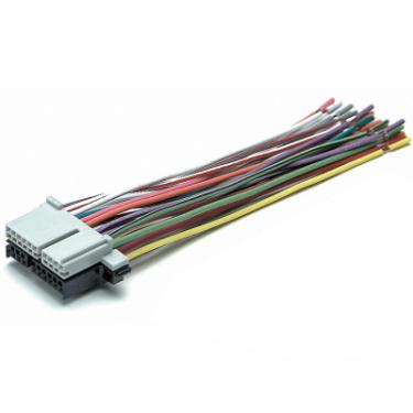 metra 71 5520 1 reverse wiring harness for select ford lincoln7118581 33096 32pin 086429071760 plcm4led metra electronics 71 1858 1 reverse wiring harness