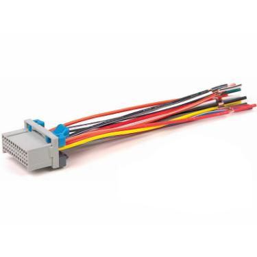 metra electronics 71 2002 wiring harness for select 2000 2005 saturn vehicles oem radio