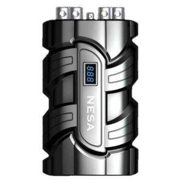 nesa c 20f 20 farad hybrid digital power capacitor at rh onlinecarstereo com