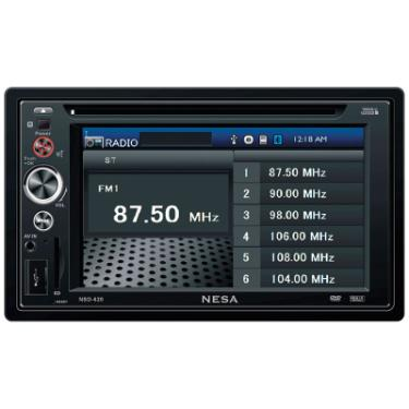 nesa car stereo system manuals