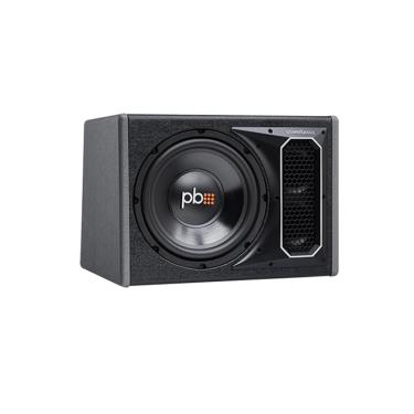 powerbass ps wb101 ps wb101 single 10 loaded bass reflex. Black Bedroom Furniture Sets. Home Design Ideas