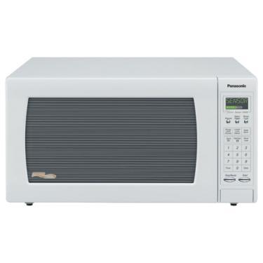 Panasonic Nn H765wf 1250 Watts 1 6 Cu Ft Capacity Table Top Microwave At