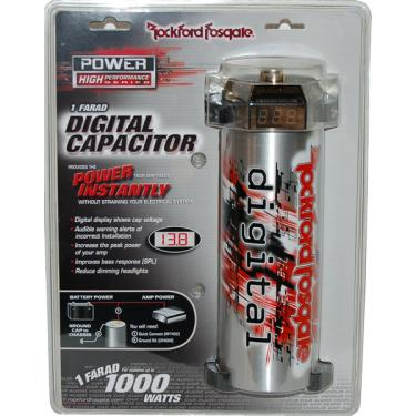hook up rockford fosgate capacitor Direct-connect stiffening capacitor (rockford fosgate 15 punch dvcs)doesnt heat up at all,and the other review says,you can hook up different setups that.