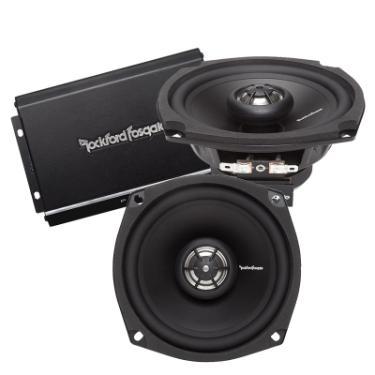 Rockford Fosgate R1-HD2-98Prime Series 2-channel amplifier