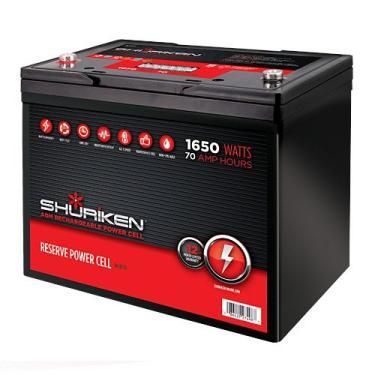 shuriken sk bt70 70 amp hour battery at. Black Bedroom Furniture Sets. Home Design Ideas