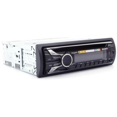 sony cdx gt565up single din in dash cd stereo mp3 wma aac sony cdx gt565up