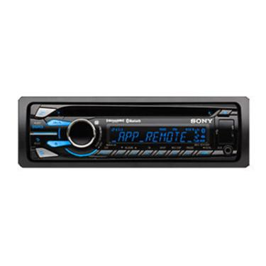 Sony Mex Bt4100p Bluetooth Enabled Single Din In Dash Cd