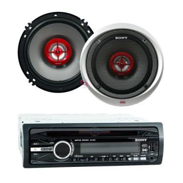 sony xs gtf cdx gtui cd receiver xs gfx speaker bundle pack  onlinecarstereocom