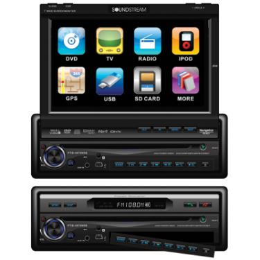 VIR 7870NRB soundstream vir 7870nrb single din a v 7\