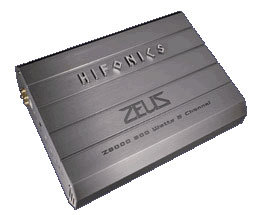 hifonics zx8000 5 channels zeus series amplifier at hifonics zx8000