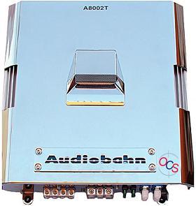 audiobahn a8002t 200w x 2 car amplifier at onlinecarstereo com rh onlinecarstereo com Audiobahn Inc Audiobahn A8002T Wiring-Diagram