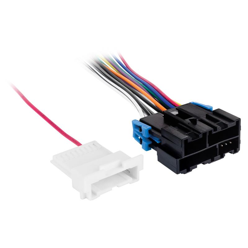 metra electronics 70 1859 1999 2002 amplified interface harness for gm size trucks suvs at