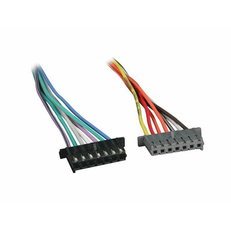 Metra Electronics 71-1817 Reverse Wiring Harness For