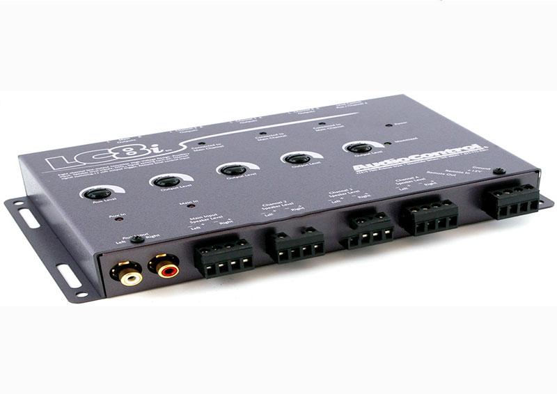 Lc8i audiocontrol