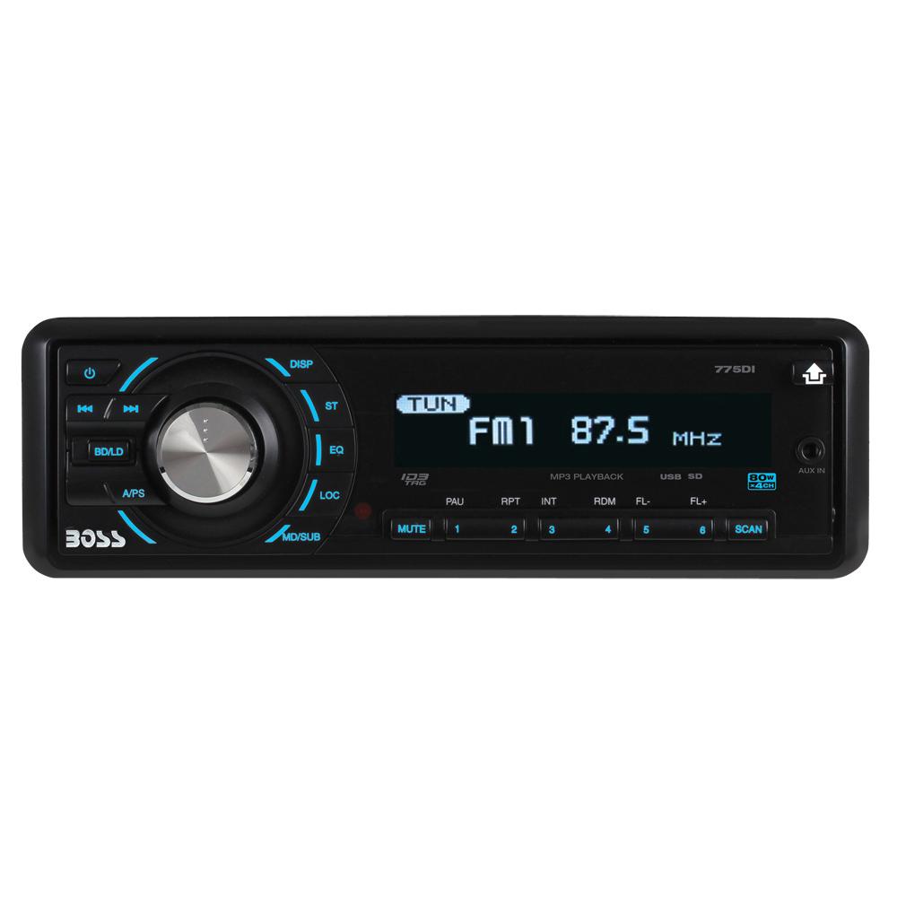 Boss Audio 775DI