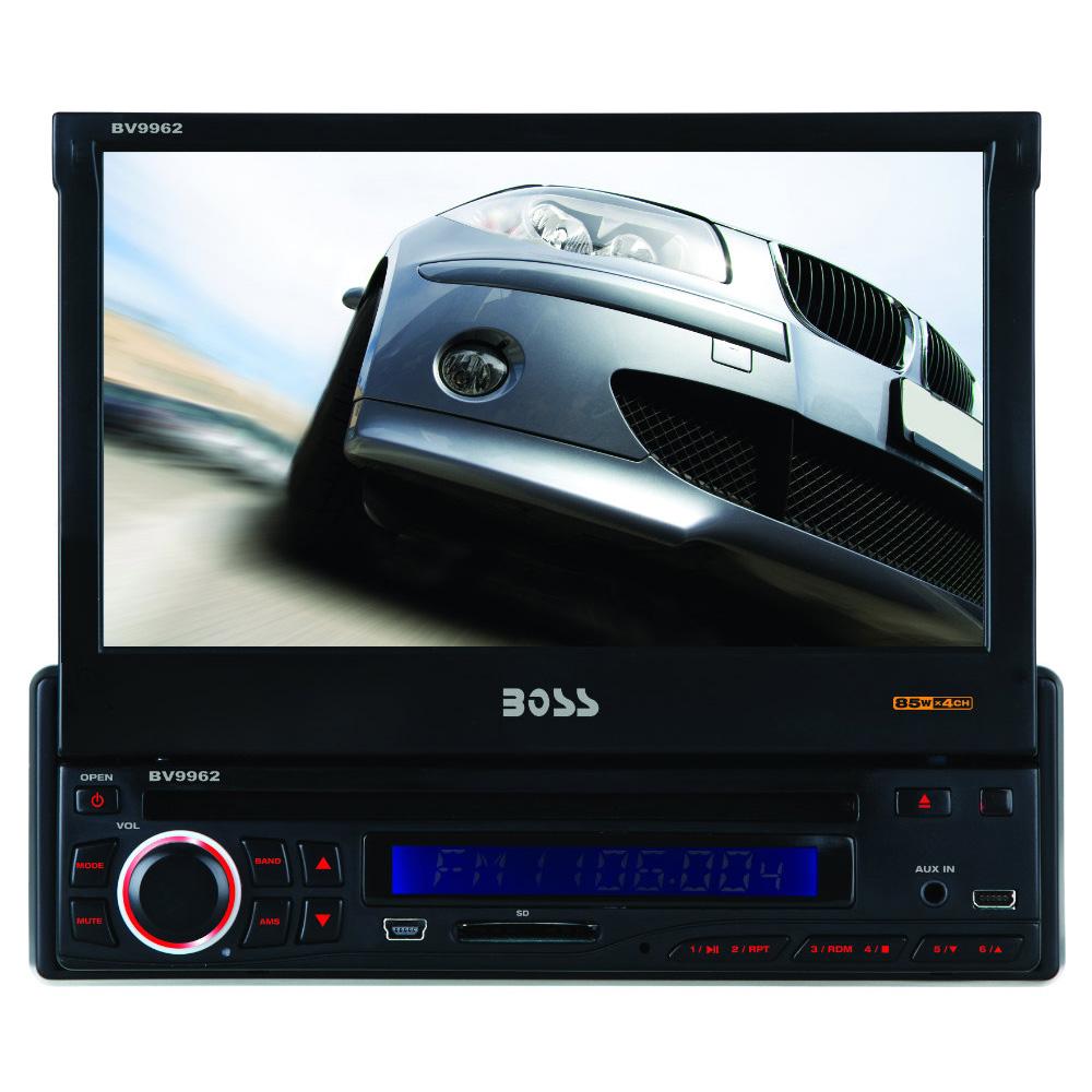 Boss Audio Bv7942 Car Stereo Wiring Harness Bv9962