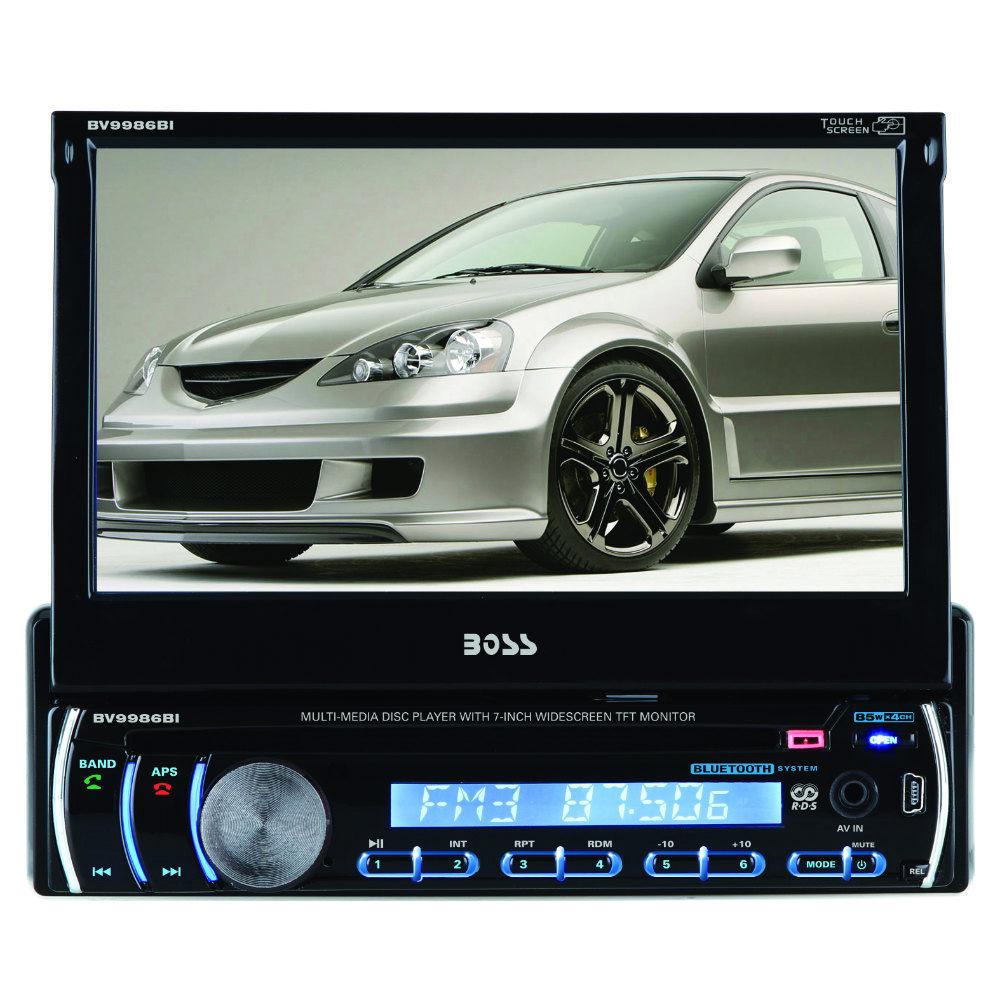 Boss Car Radios Reviews