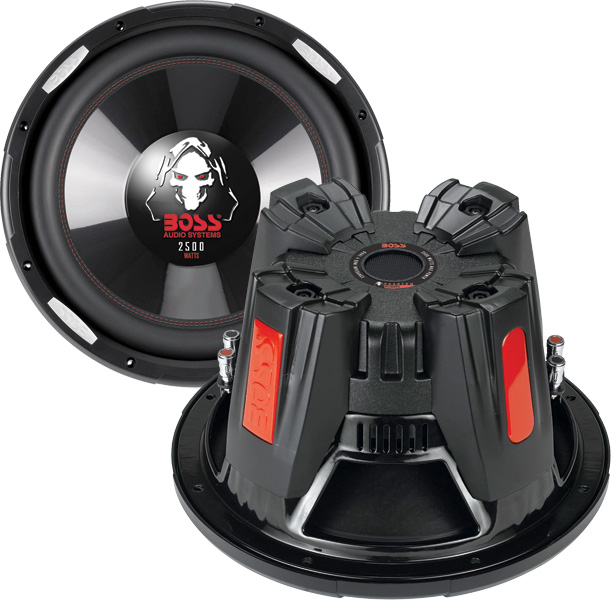 Best 15 Inch Subwoofer - BOSS Audio P156DVC