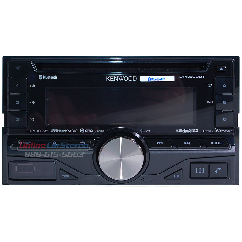 Double Din - Car Stereo Receivers Car Audio
