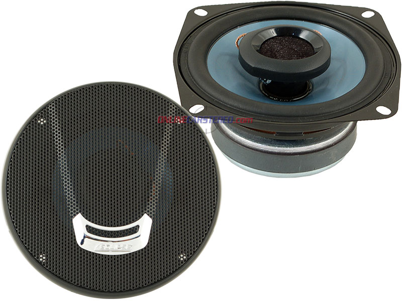 """Eclipse Car Stereo: Eclipse SE4000 4"""" 75W 2-way Integrated Series Speakers At"""