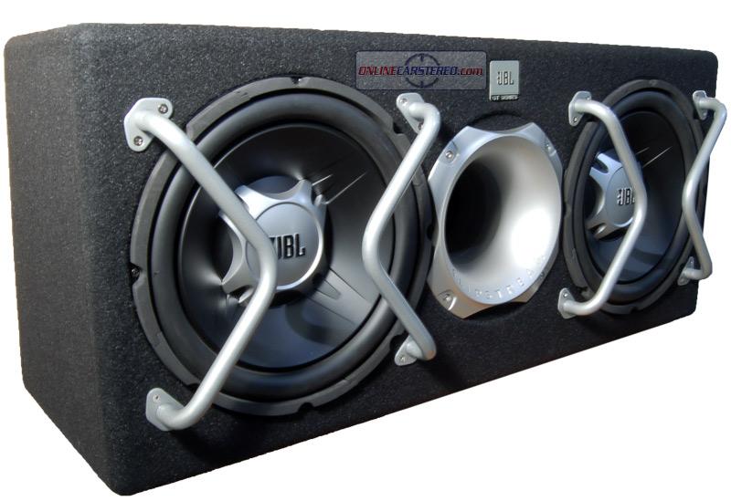 jbl gt5 2402br dual 12 subwoofers pre loaded at 2 ohms. Black Bedroom Furniture Sets. Home Design Ideas