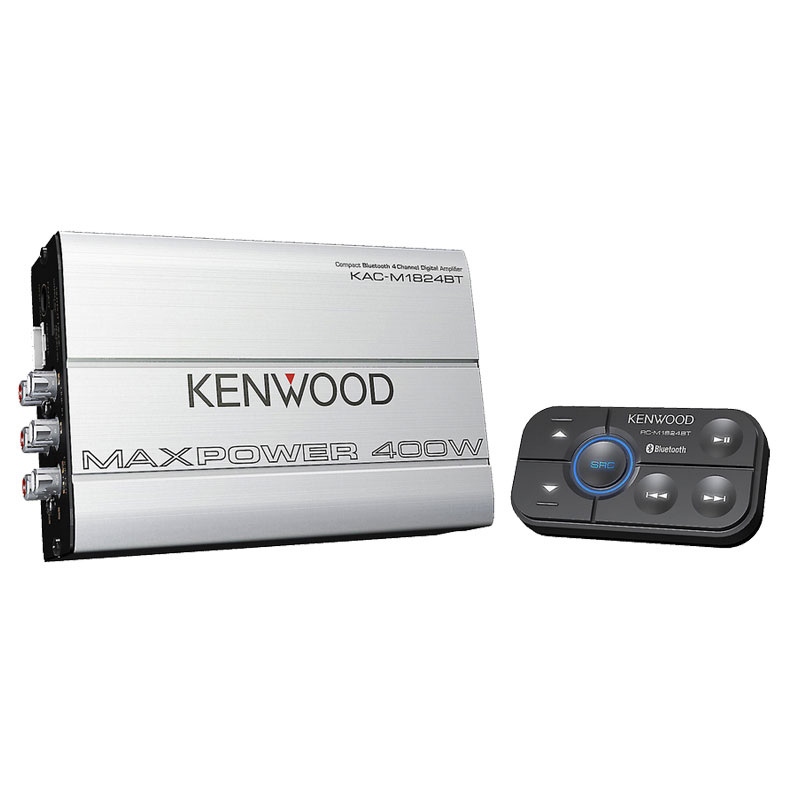 Kenwood kac m bt bluetooth connected channel compact
