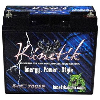 Buy Kinetik Car Audio - Kinetik - HC700SE - 12V 700W High Current Car Audio Power Cel