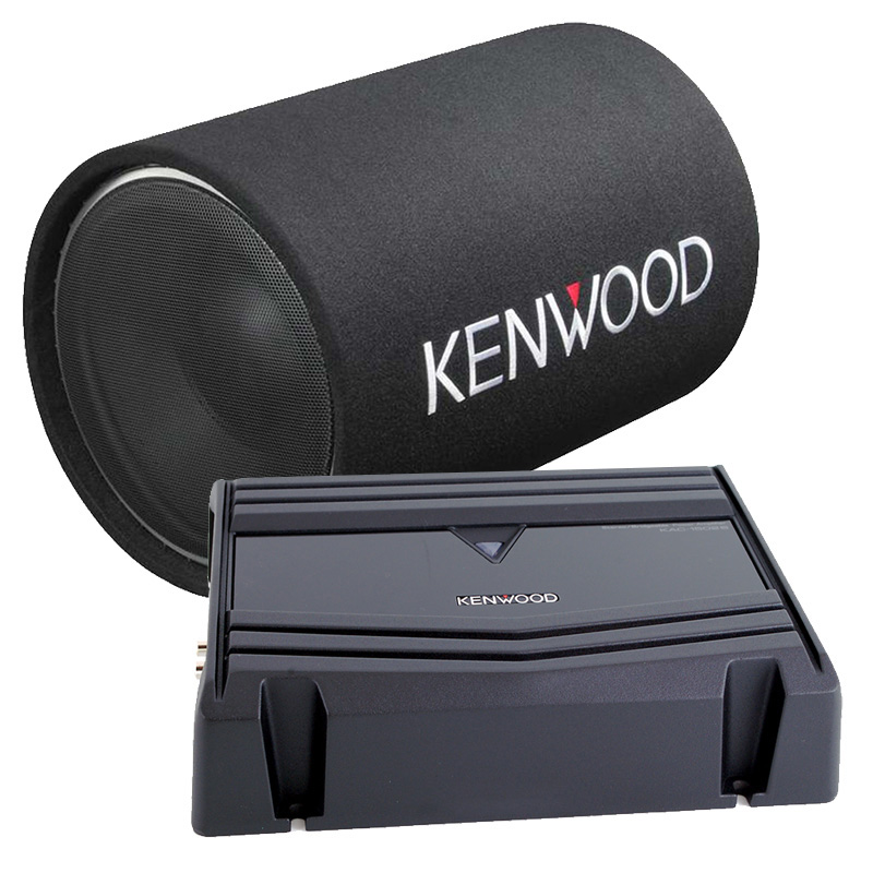 Kenwood Car Stereo With Speakers Price