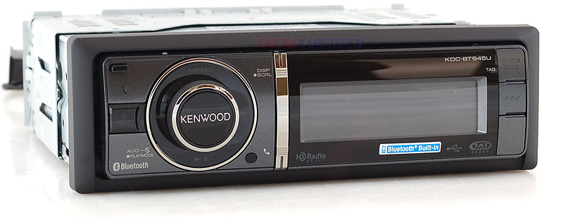 Kenwood KDC-BT945U CD/MP3 Car Radio w/ Bluetooth
