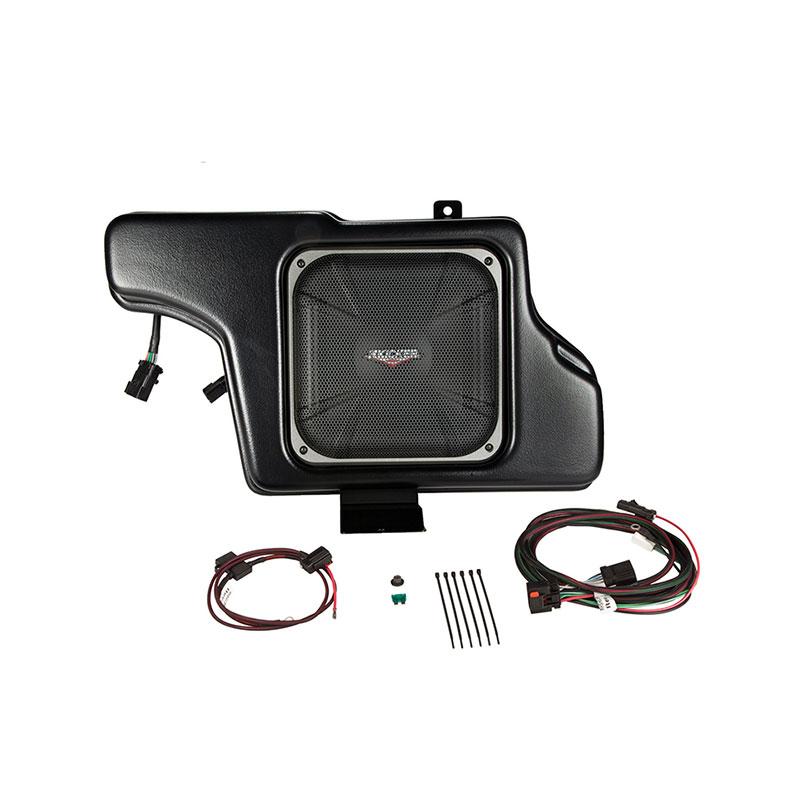 Kicker PMUSP12 4-Channel Amplifier & Powered Subwoofer