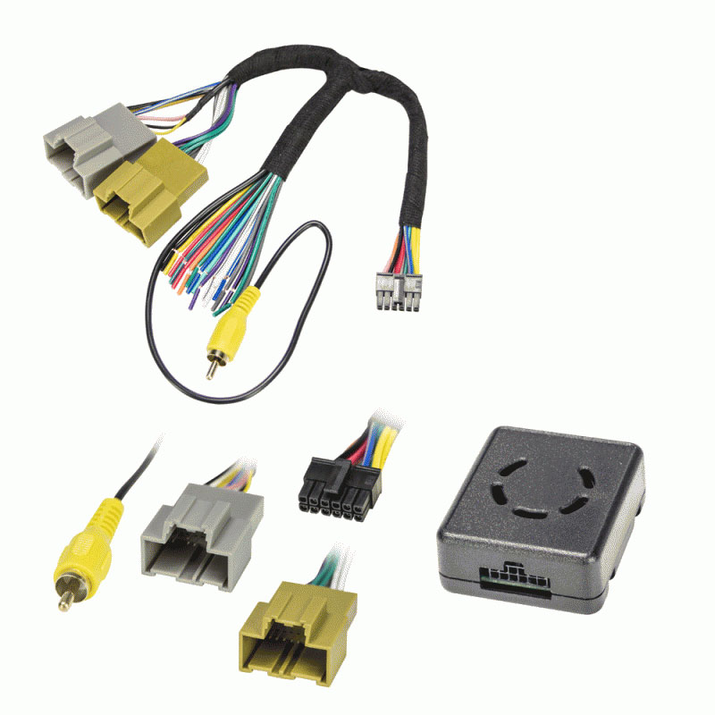 metra electronics lc gmrc lan 10 gm lan data interface with chime retention for select gm