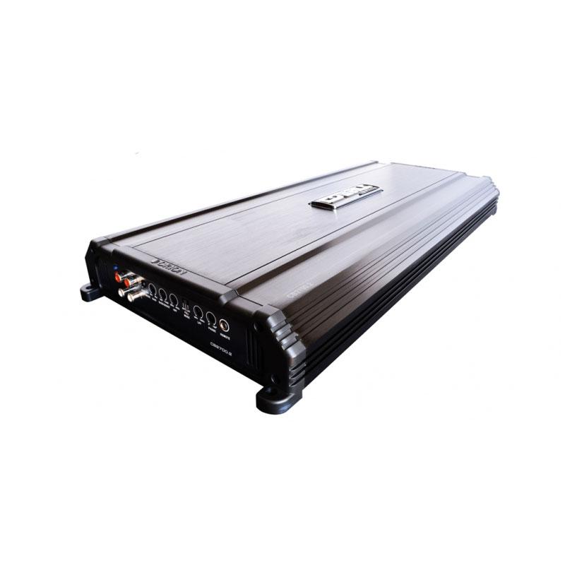 Rockford Fosgate RFC2D 2 Farad Hybrid Digital Capacitor At