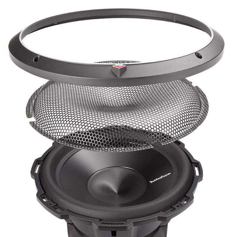 Punch Power Meter : Rockford fosgate p g quot stamped mesh grille insert
