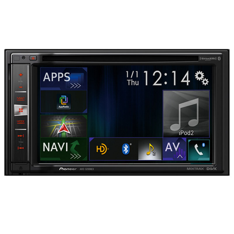 Pioneer avic 5200nex double din in dash 62 touchscreen navigation hover to zoom asfbconference2016 Gallery