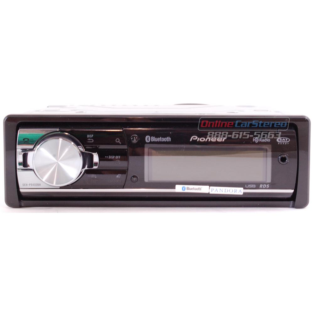 pioneer in dash radio
