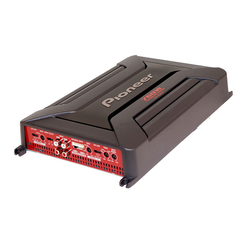 Pioneer Gm A6604 Gm Series 4 Channel Power Amplifier At