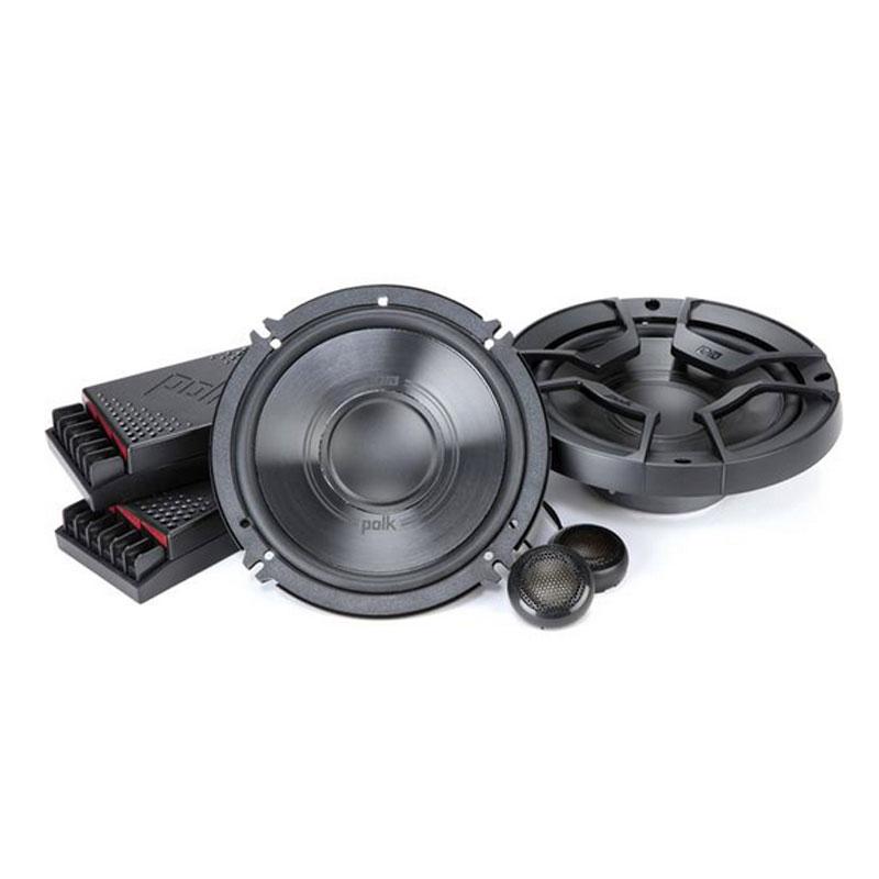 polk audio db6502 6 5 2 way db series car audio component. Black Bedroom Furniture Sets. Home Design Ideas