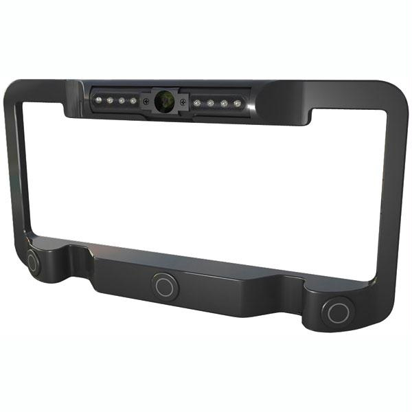Review: BackCam Car Rearview License Plate Backup Camera