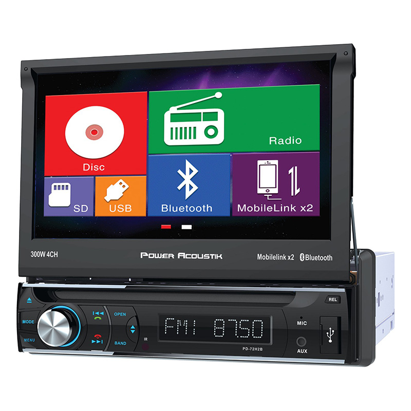 PowerAcoustik_PD 72H2B soundstream vir 7870nrb single din a v 7\