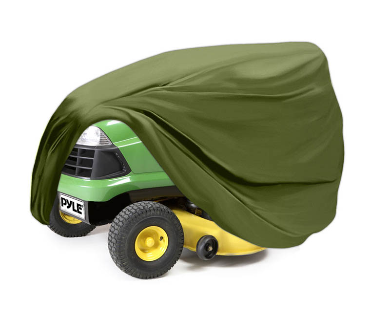 Storage Covers For Tractors : Pyle pcvltr armor shield lawn tractor mower protective