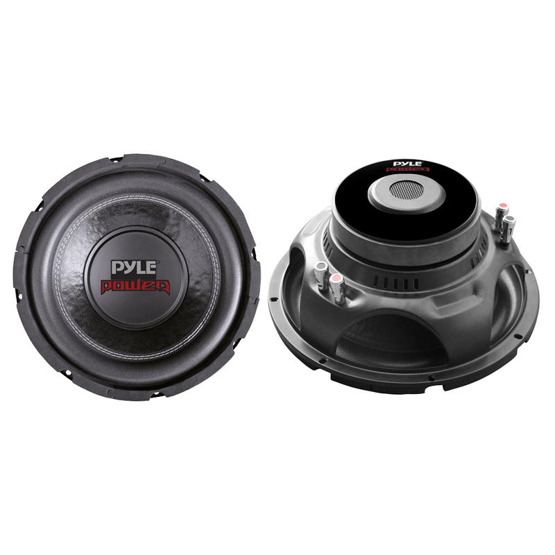 Pyle PLPW12D 12'' 1600 Watt Power, Dual Voice Coil, 4 Ohm