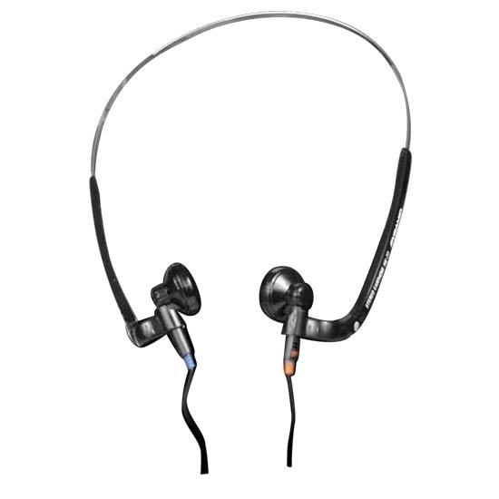 pyramid hk77 mylar diaphragm stereo headphones at onlinecarstereo com