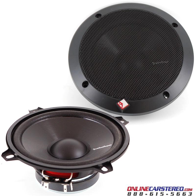 Rockford Fosgate Prime R152-S component speaker system at